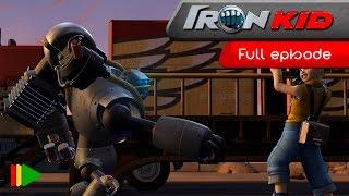 Iron Kid (English) - 04 - Strength Isn