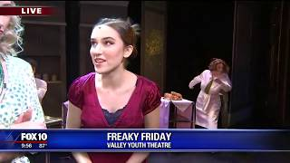 Youth Valley Theater's Freaky Friday and summer camp
