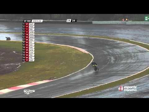 Chuva, tombos e muita emoção: o resumo da etapa de Cascavel da Moto 1000 GP!