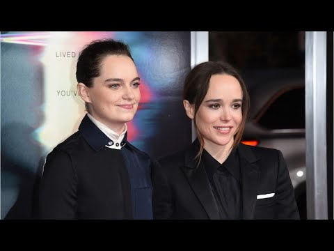 Ellen Page And Emma Portner Are Married