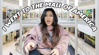 MALL OF AMERICA SHOPPING SPREE!!