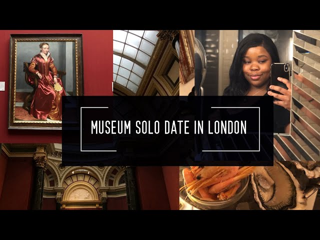 National Gallery Museum Solo Date