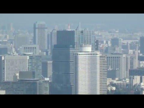 東京ガーデンテラス紀尾井町 - Tokyo Garden Terrace Kioicho の建設状況(2016年3月21日)