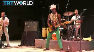 Togo Funk Music: Voodoo funk band goes back to its African roots
