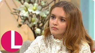 Olivia Cooke Reveals Steven Spielberg Still Gets Nervous on Set | Lorraine