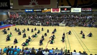 Galla 2012 - Oksbøl Juniorhold del.2 - DGI Sydvest Gymnastik
