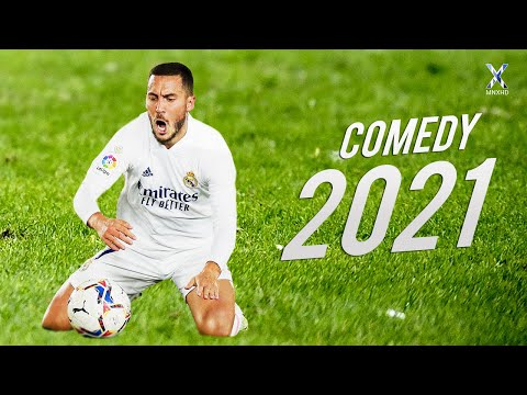 Funny Moments In Football 2021 #2