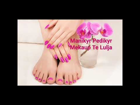 manikyr pedikyr video
