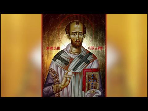 DIN PATRU MOTIVE ALERGI DUPA BANI - Sfantul Ioan Gura de Aur