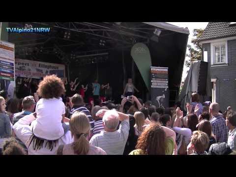 Gevelsberg Boulevard Tanzschule Balsano Vorführungen 20.5.2012Full HD  TV21NRW
