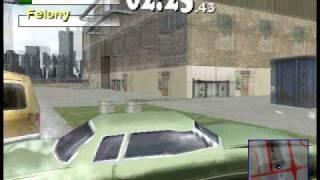 Driver 2 Walkthrough - Chicago Mission 7:  Caine's Compound