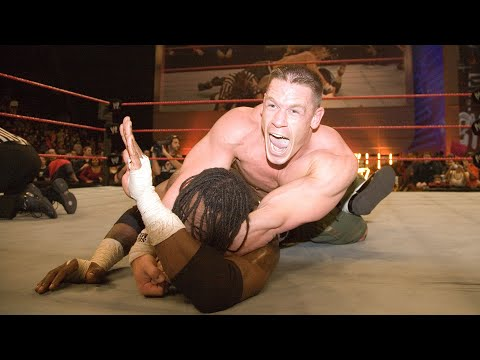 K Fed costs John Cena the World Title at Cyber Sunday 2006
