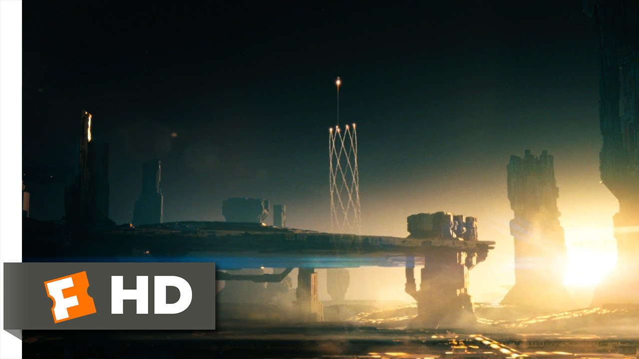 Download Transformers: Dark of the Moon (1/10) Movie CLIP - Escape from Cybertron (2011) HD