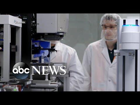 Next steps and new hope for possible coronavirus vaccine l ABC News