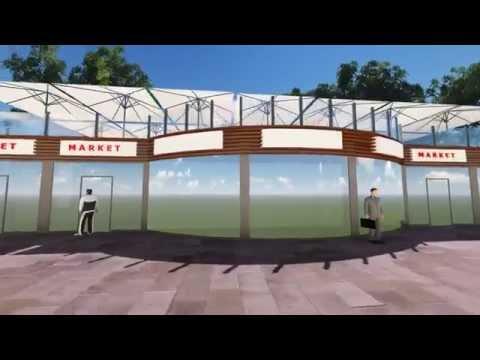 Necip Fazıl Parkı Ankara - Turkey / designed by Ciesar Design Studio