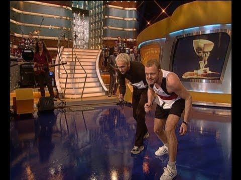 Wettrennen um den Döner - TV total classic