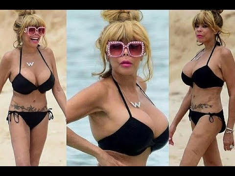 Wendy Williams ROASTED For Wearing A Bikini Looking Like An Alien From Men In Black