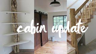 Major Cabin Progress! thumbnail