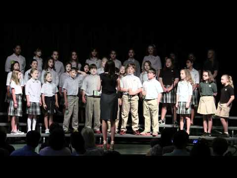 Legacy Christian Academy Honor Choir Spring 2012