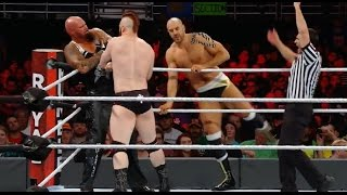 wwe ROYAL RUMBLE 1/29/2017 -Live Video Review & Results Randy Orton