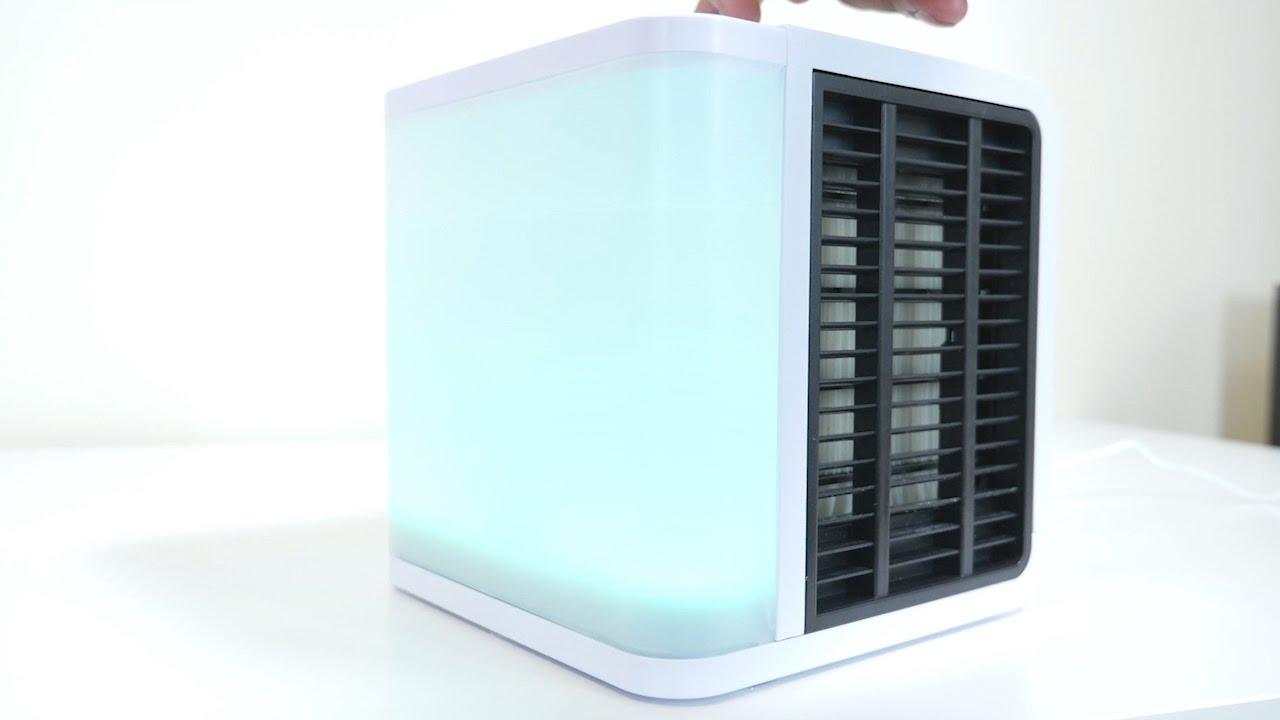 The  U0026quot Coolest U0026quot  Portable Ac