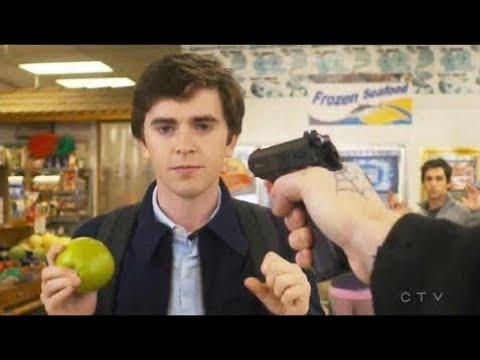 The Good Doctor Episode 1x08 Shaun Murphy Get Robbed || The Good Doctor Scenes