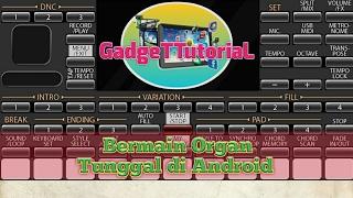 Bermain Organ Tunggal di Android || Aplikasi Musik ORG 2017