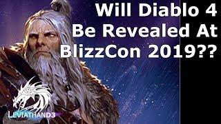 BlizzCon 2019 Schedule & Map Revealed | Diablo 4? Diablo 2 Remastered? Diablo Immortal?
