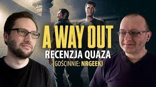 A Way Out - recenzja quaza