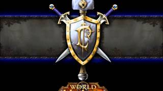 Warlords of Draenor : human theme from Warcraft 3