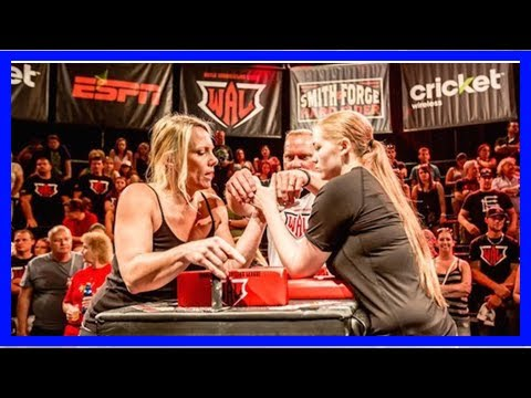 Breaking News | The Best Female Arm Wrestlers In the World Are Coming To Your TV