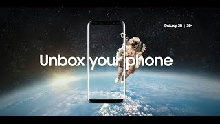 Знакомство с Samsung Galaxy S8+