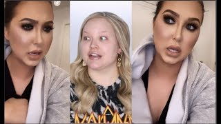 Jaclyn Hill Reacts To NikkieTutorial Review of Her Palette, Indie Brand Suing Jaclyn 4 Infringement?