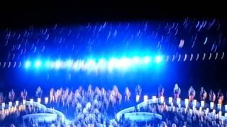 Lucifer Shows up at Super Bowl 4+7=11 Black Eyes