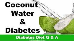 hqdefault - Diabetic Diet Coconut Water