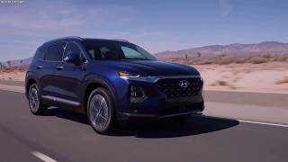 All New Hyundai Santa Fe 2019 - New model Full Review