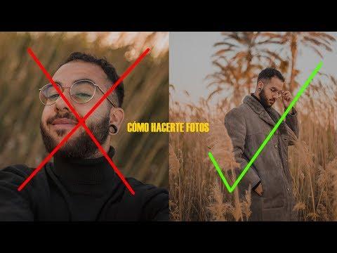 CÓMO HACERTE FOTOS