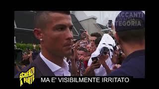 Cristiano Ronaldo alla Juve - Scherzo a CR7