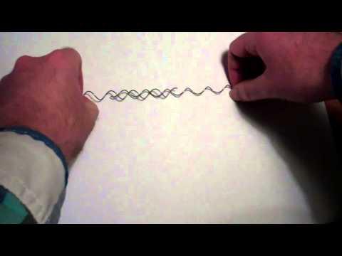 Mephisto Spiral Optical Illusion