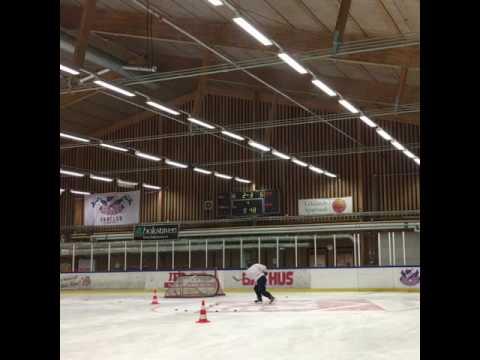 Kevin Porter IFK Ore Sweden