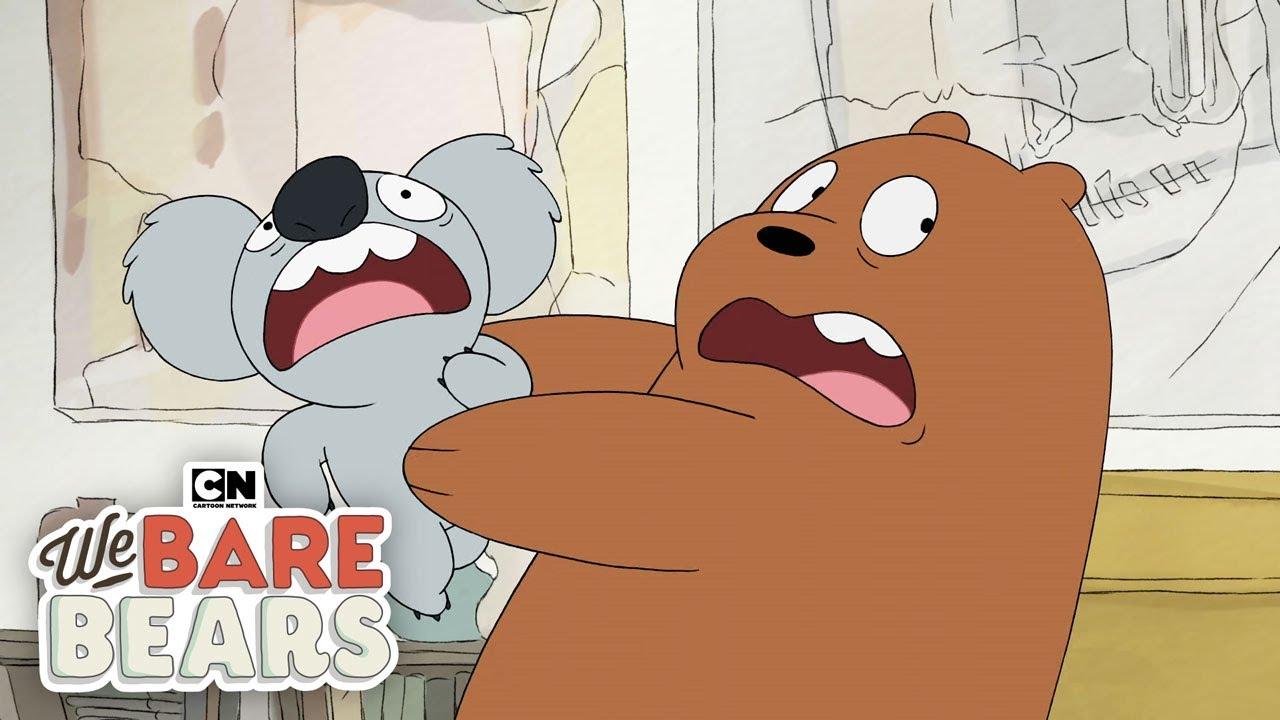 we bare bears nom nom therapy cartoon network youtube
