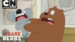 We Bare Bears | Nom Nom Therapy | Cartoon Network