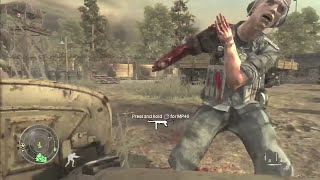 Sly Gameplay - Call Of Duty World At War Epic Combat Moments Compilation Vol.6