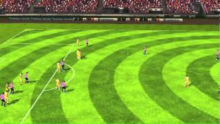 FIFA 14 iPhone/iPad - FC Puskas vs. Limerick