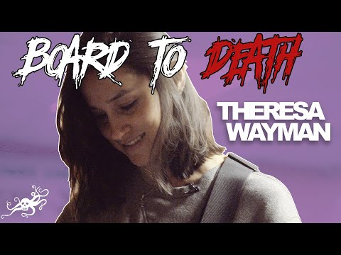 Board to Death: Warpaint's Theresa Wayman