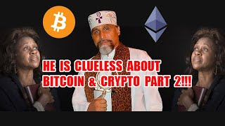 Dr. Phil Valentine Is Incorrect About Bitcoin & Should Stop Talking About Crypto Currencies Part 2