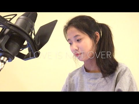 Love Is Not Over - 방탄소년단 BTS (Cover by Emma Lee)