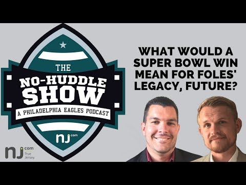 Super Bowl 2018: Nick Foles' legacy, future if Eagles win