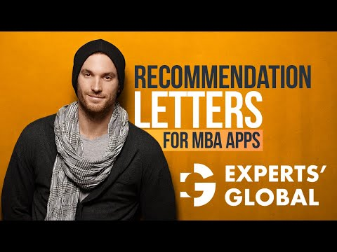 MBA Recommendation Letters  A Holistic Approach