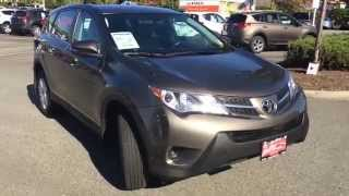 2013 Toyota Rav4 Le Fwd Preview, For Sale At Valley Toyota Scion In Chilliwack B.c. # 15657a